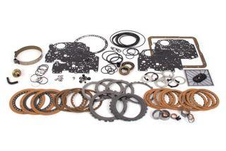 80-81 TH350 Auto Transmission Rebuild Kit (Default)