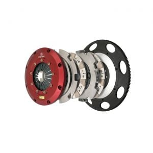 2005-2013 Corvette Mantic HD 9000 Twin Disc Clutch Assembly w/Cerametallic Discs