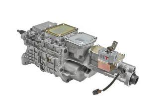 55-57 TKO 600 5-Speed Transmission Conversion