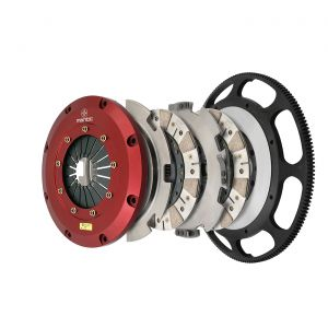 14-19 Mantic Twin Disc Clutch Assembly w/Cerametalic Discs