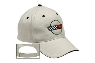 C4 Corvette Heritage Stone Cap