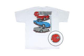All American Corvette T-Shirt
