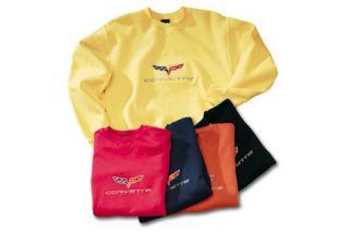 C6 Corvette Embroidered Sweatshirt