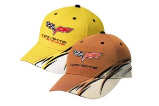 Corvette Racing Flash Cap