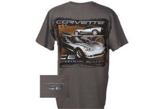 C6 Corvette Speeding Bullet T-Shirt