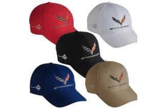 C7 Corvette Stingray Performance Hat (Apparel Color)