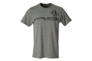 C7 Corvette Stingray Gray T-Shirt