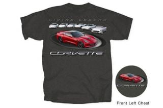 C7 Corvette StingrayC7 Corvette Living Legend T-Shirt