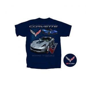 C7 Corvette Z06 Designed to Dominate T-Shirt
