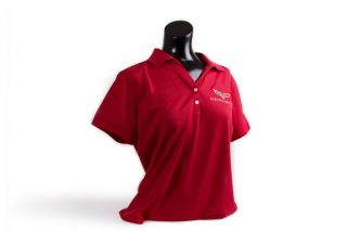 Ladies C6 Corvette Nike Classic Dri-Fit Polo Shirt