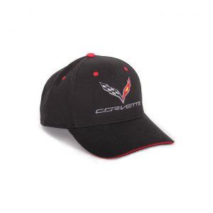 Stingray Corvette Premium Structured Cap