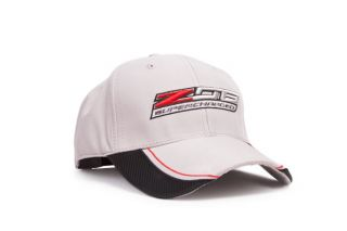C7 Z06 Supercharged Pin Striped Cap