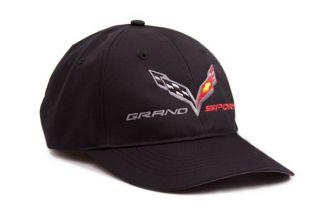C7 Grand Sport Flag Cap