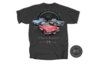 A Born Legend T-shirt