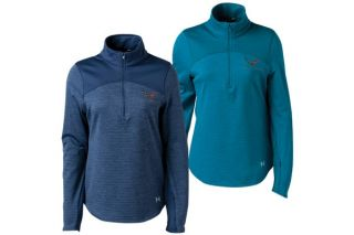 C7 Corvette Ladies Under Armour Expanse Quarter Zip Jacket