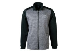 C7 Corvette Tonal Men's Newbury Full Zip Fleece Jacket