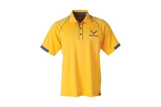Mens C7 Corvette Racing Aloha Snag Resistant Polo Shirt