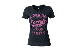 Ladies' American Classic Corvette Tee