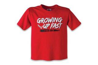 Growing Up Fast Toddler T-Shirt