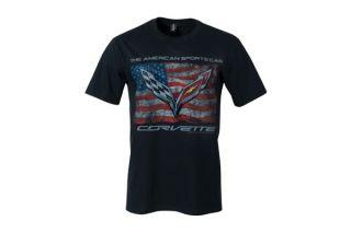 Corvette American Sports Car T-Shirt