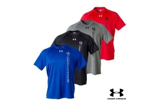 Corvette Stingray Vertical Under Armour Locker Tee