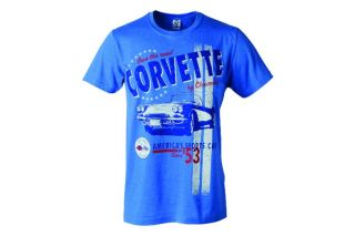 Corvette America's Sports Car Tee