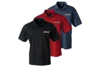 Men's C7 Z06 Corvette Polo Shirt