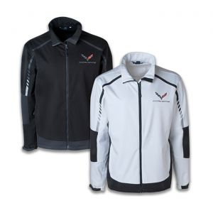 C7 Corvette Embark Soft Shell Jacket