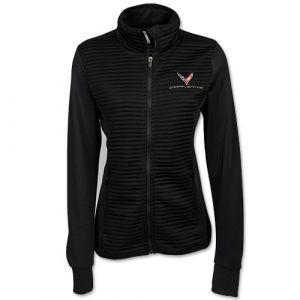 Ladies 2020 Corvette Double-Knit Jacket