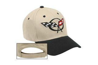 C5 Corvette Tan Hat
