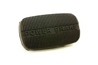 1963-1967 Corvette w/Auto Brake Pedal Pad (Power Brake)