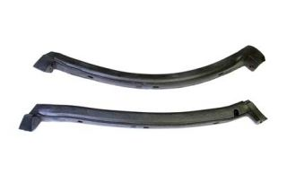 84-96 Roof Panel Side Weatherstrips (Latex) (Default)
