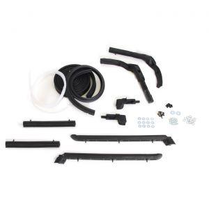 63-67 Convertible Top Deluxe Weatherstrip Kit