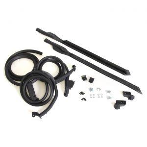 68 Conv Deluxe Body Weatherstrip Kit