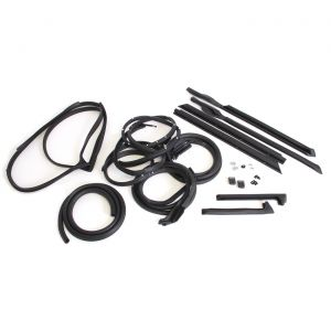 69L Coupe Deluxe Body Weatherstrip Kit