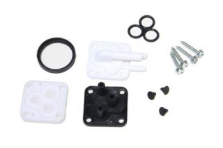 63-74 Windshield Washer Pump Valve Kit - Technical Diagrams