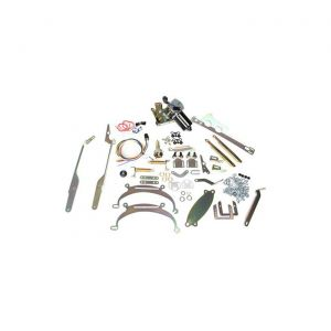 1958-1962 Corvette Windshield Wiper Upgrade Kit