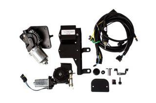 68-72 Detroit Speed Wiper Door & Selecta-Speed Wiper Conversion