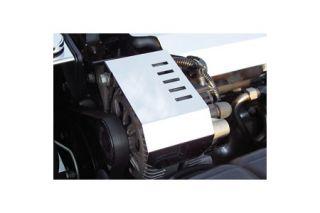 1997-2004 Corvette Stainless Alternator Cover