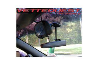 2001-2004 Corvette Radar Detector/G-Tech Mount Bracket