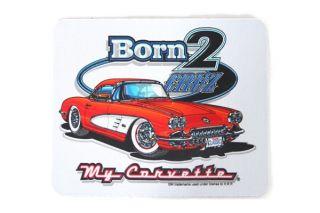 Born 2 Cruz Mouse Pad