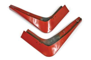 2005-2013 Corvette Altec Front Splash Guards (Colors)