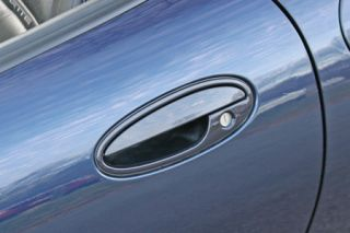 2000-2004 Corvette Door Handle Scratch Guards