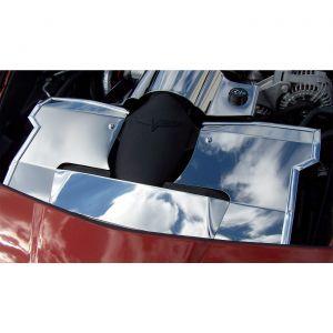 2005-2007 Corvette LS2 Stainless Radiator & Shroud Cover
