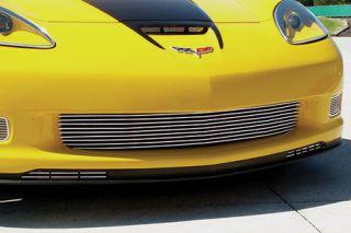 2006-2013 Corvette Z06/GS Polished Aluminum Billet Grill