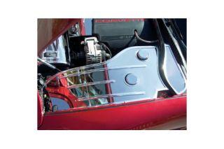 1997-2004 Corvette Polished Stainless Inner Fender Covers