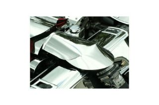 1997-2004 Corvette Polished Stainless Factory Air Bridge Cover