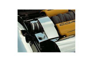 1997-2004 Corvette Polished Stainless Power Steering Throttle Body Cover