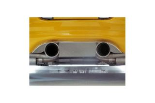 "1997-2004 Corvette Exhaust Filler Panel - Borla w/Dual 4"" Round Tips"