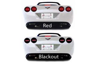 2005-2013 Corvette LED Tail Light Kit
